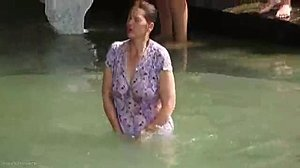 Homemade, Spying, Bath, Mature, Outdoor, Grandmother, Hidden cam